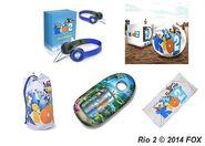 Rio 2 Promo pack