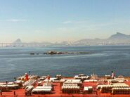Copacabana Réveillon Fireworks