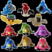 Rio Angry Birds plush