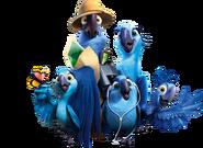 Blue Family(2)