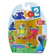 Rio 2 Nigel & Gabi toys