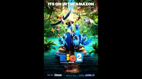 Rio 2 Soundtrack - Track 4 - Welcome Back by Bruno Mars-1406303892