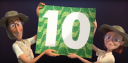 Rio 2 2014 Countdown Number 10