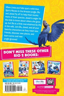 Rio 2 Junior Novel back.jpg
