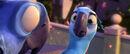 Blu and Jewel awkward scene