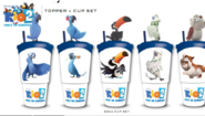 Rio 2 packing 2 ! by Golden Link Europe