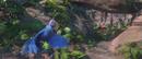 Blu as a substitute