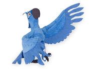 Blu plush rio 2