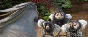 Nigel i małpy
