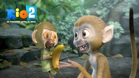 Rio 2 Monkeys Audition 20th Century Fox