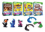 Rio 2 Nesquik toys