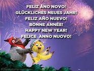 Happy New Year Rio 2