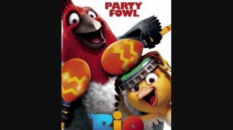 Eu quero festa - Filme Rio