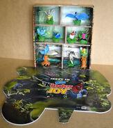 KinderJoy Rio2 Diorama