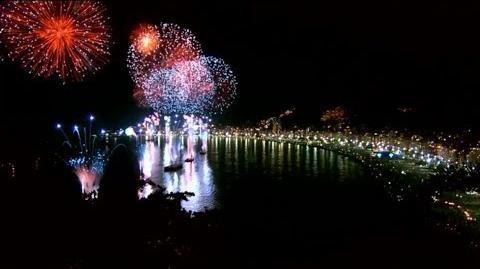 Rio 2 New Year's Eve in Rio Celebration 20th Century FOX
