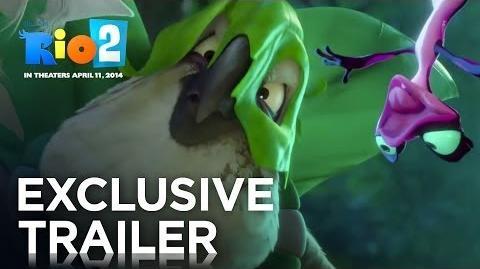 """Rio 2 """"I Will Survive"""" Trailer 20th Century FOX"""