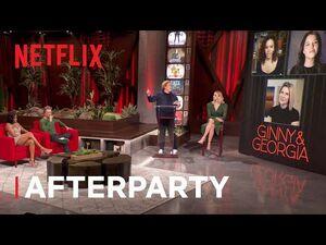 Ginny & Georgia Play The Name Game - Netflix