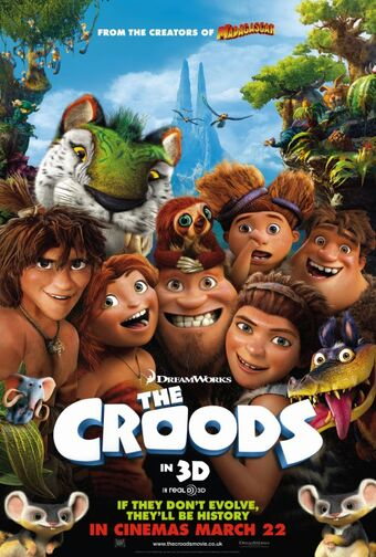 The Croods 2013 Rise Of The Brave Tangled Dragons Wiki Fandom