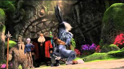 Rise of the Guardians - Something is Up