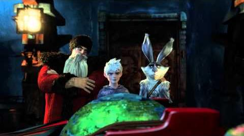 Rise of the Guardians - Everyone Loves the Sleigh