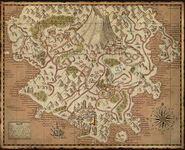 Carte de l'île-contenu