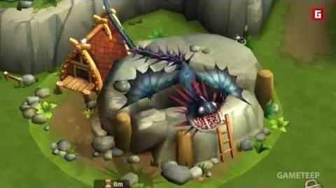 Dragons Rise of Berk - Toothless' Rival