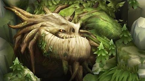 Dragons Rise of Berk - Foreverwing Legendary Dragon