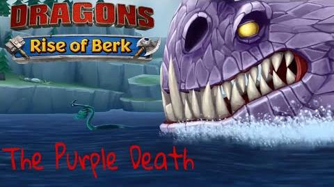 Dreamworks Dragons Rise of Berk - The Purple Death