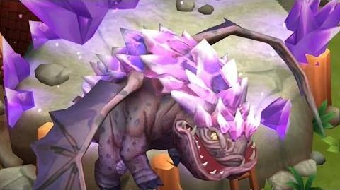 Dragons Rise of Berk - Premium Spikeback Dragon!