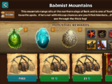Badmist Mountains