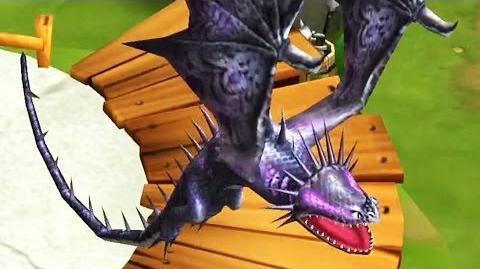 Dragons Rise of Berk - The Skrill