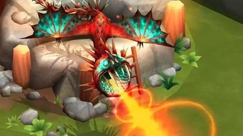 Dragons Rise of Berk - Tuffnut's Death Ride