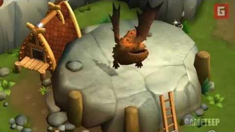 Dragons Rise of Berk - Grump