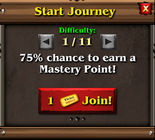 Story difficulty