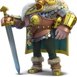 Commanders/Ragnar Lodbrok