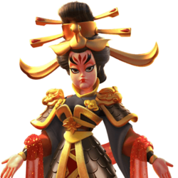 Commanders/Wu Zetian