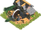 Buildings/Lumber Mill
