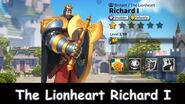 Rise of Civilizations The Lionheart Richard I-0