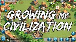 NowPlaying Rise Of Civilizations On My PC • Growing My Roman Civilization