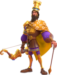 Commanders/Cyrus the Great