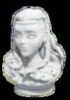 Commander sculpture Keira