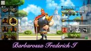 Rise of Civilizations Legendary Commander Barbarossa Frederick I-0