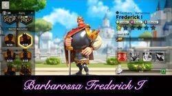 Rise of Civilizations Legendary Commander Barbarossa Frederick I-0
