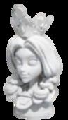 Commander sculpture Matilda of Flanders