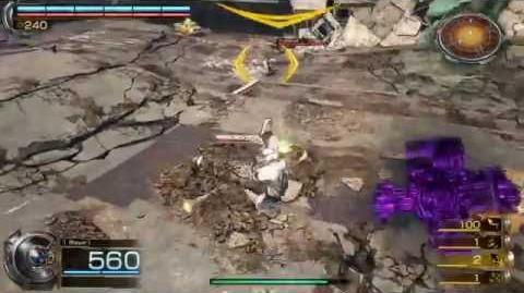 Grim - Special Move 2