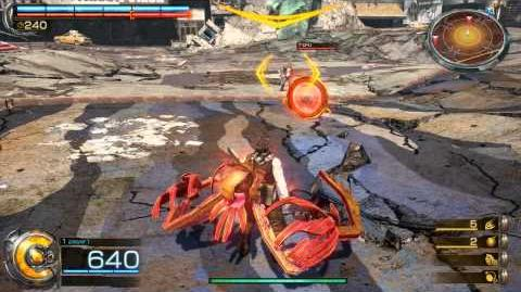 Character Unique Action - Ra