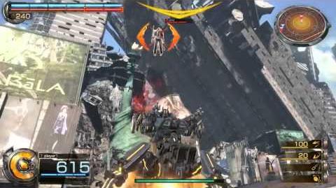 ↑ + Melee Attack - Odin