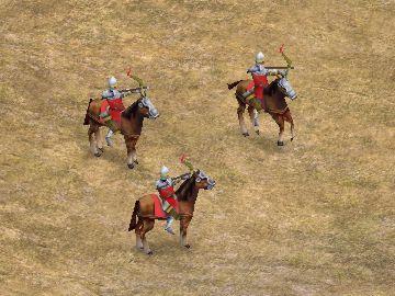 Heavy Horse Archer