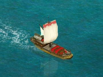 Merchant Fleet