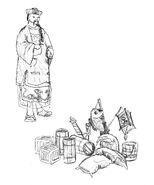 Merchant (concept art)